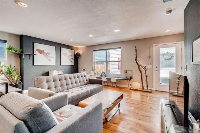 1427 Irving Street, Denver, CO 80204 (MLS #7282382) :: 8z Real Estate