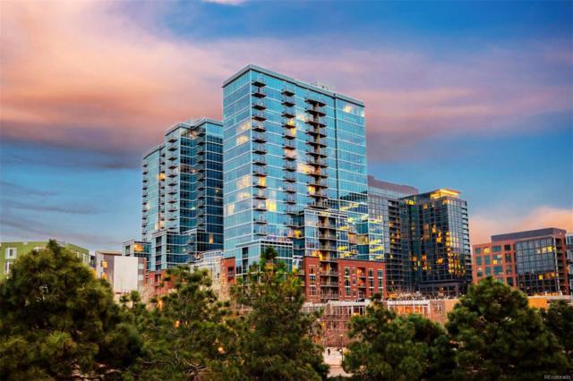 1700 Bassett Street #1007, Denver, CO 80202 (#7282529) :: Wisdom Real Estate