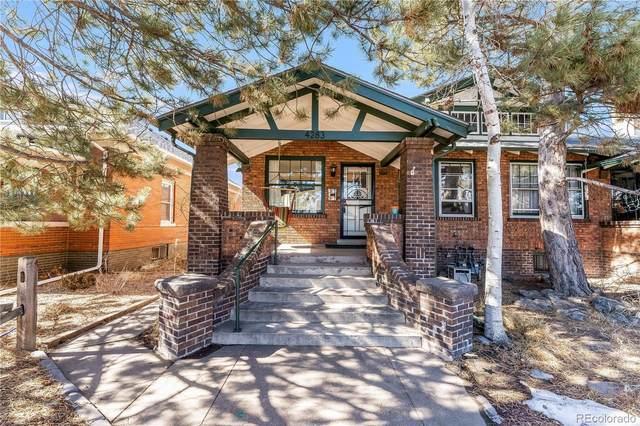 4283 N Hooker Street, Denver, CO 80211 (MLS #7282594) :: 8z Real Estate
