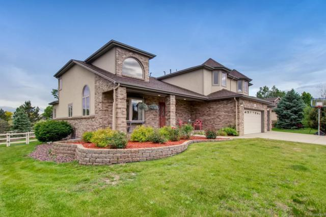 13092 W 80th Place, Arvada, CO 80005 (#7282721) :: The DeGrood Team