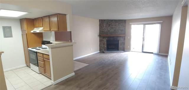 910 S Walden Street #102, Aurora, CO 80017 (MLS #7283127) :: 8z Real Estate