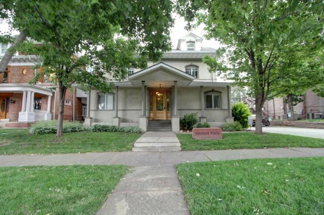 1750 Gaylord Street A, Denver, CO 80206 (#7283578) :: My Home Team