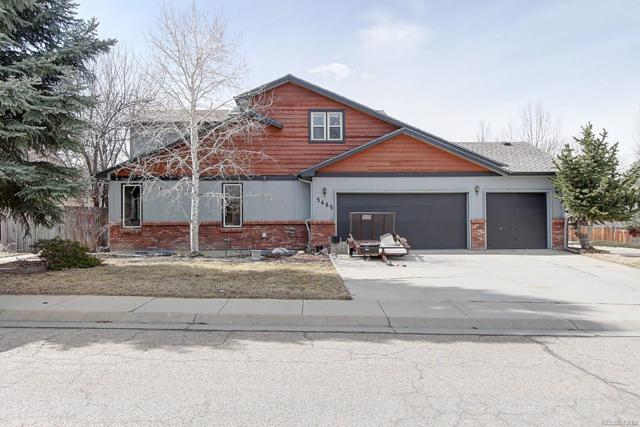 5485 Baca Circle, Boulder, CO 80301 (#7283629) :: The Peak Properties Group