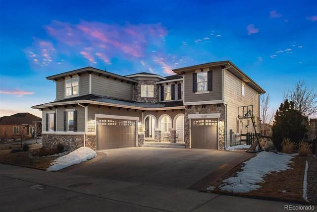 12277 Churchhill Court, Parker, CO 80138 (MLS #7284242) :: 8z Real Estate
