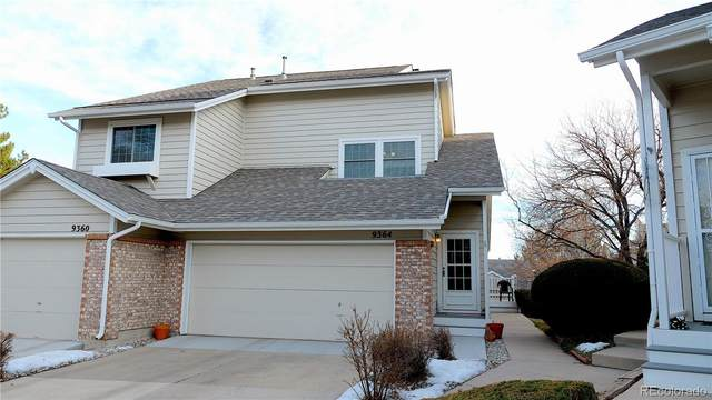 9364 Bauer Court, Lone Tree, CO 80124 (MLS #7284685) :: 8z Real Estate
