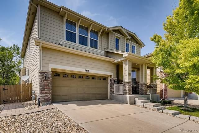 7813 S Jasper Way, Englewood, CO 80112 (#7285393) :: Kimberly Austin Properties