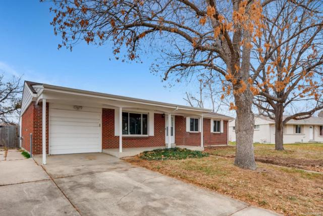 804 S Flamingo Court, Denver, CO 80246 (#7285673) :: The Griffith Home Team