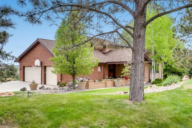 6186 S Netherland Circle, Centennial, CO 80016 (MLS #7285888) :: 8z Real Estate