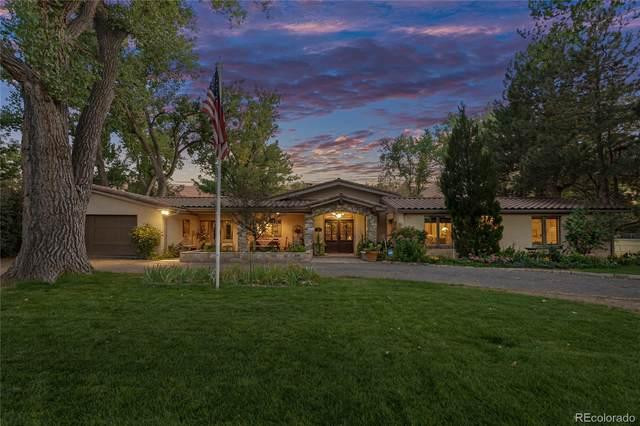 1600 E Quincy Avenue, Cherry Hills Village, CO 80113 (#7286666) :: Portenga Properties - LIV Sotheby's International Realty