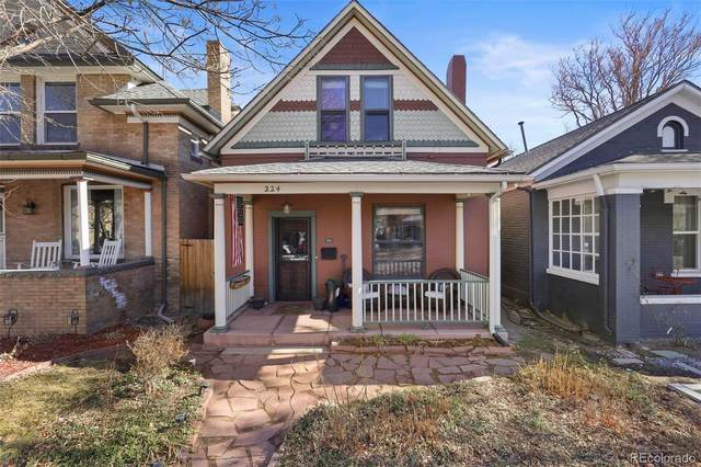 224 N Sherman Street, Denver, CO 80203 (#7286964) :: The Margolis Team