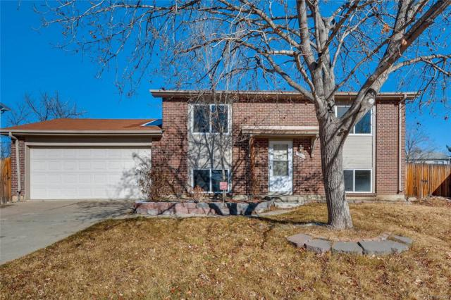 10931 W 106th Avenue, Westminster, CO 80021 (#7286988) :: The Peak Properties Group