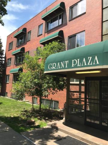 85 N Grant Street #16, Denver, CO 80203 (#7287342) :: Colorado Home Finder Realty