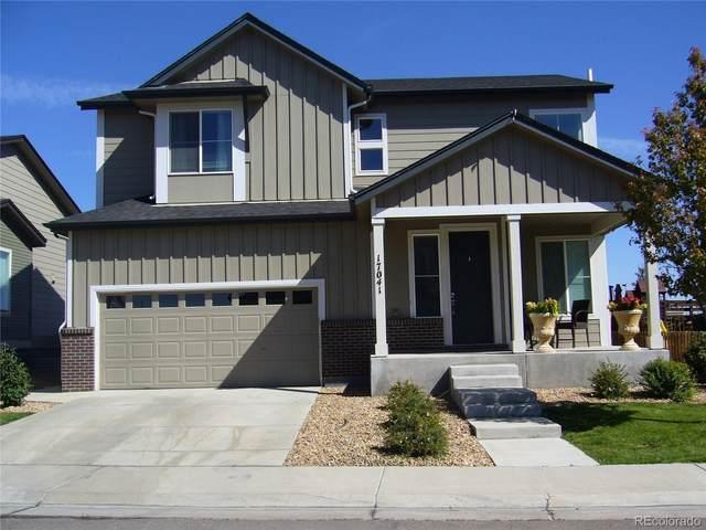 17041 E Cedar Gulch Drive, Parker, CO 80138 (#7287875) :: Real Estate Professionals