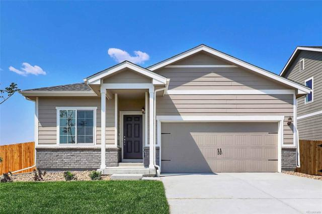 4778 E 95th Avenue, Thornton, CO 80229 (#7287950) :: The Galo Garrido Group