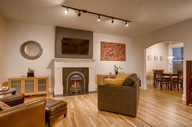1910 E 17th Avenue, Denver, CO 80206 (MLS #7287976) :: 8z Real Estate
