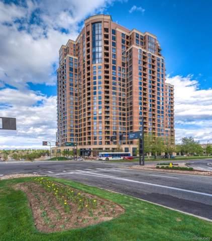 8100 E Union Avenue #1403, Denver, CO 80237 (#7288077) :: Bring Home Denver with Keller Williams Downtown Realty LLC