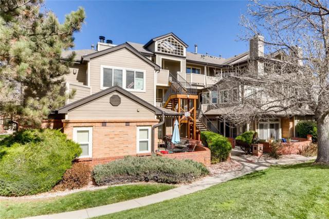 6001 S Yosemite Street F201, Greenwood Village, CO 80111 (#7288655) :: House Hunters Colorado