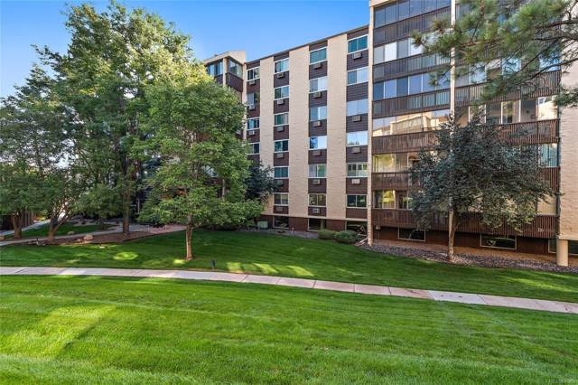 6960 E Girard Avenue #601, Denver, CO 80224 (#7289199) :: Arnie Stein Team | RE/MAX Masters Millennium
