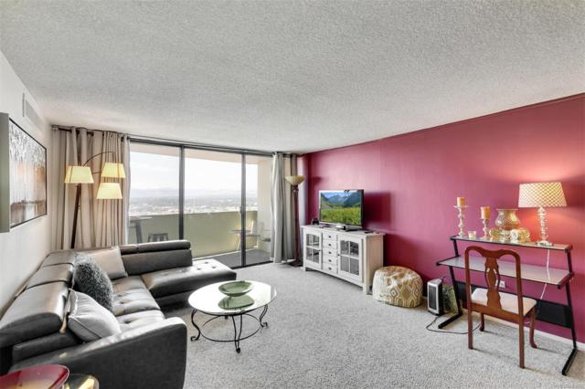 1020 15th Street 39L, Denver, CO 80202 (#7289611) :: The Healey Group