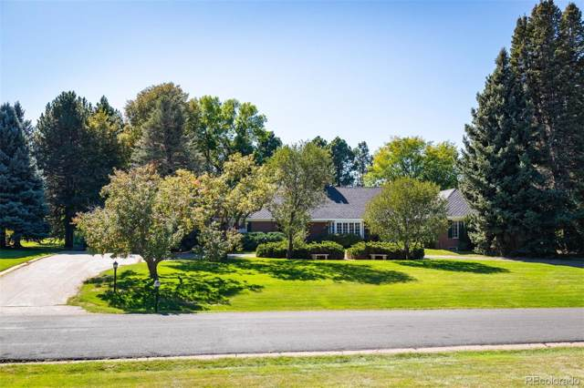 27 Sedgwick Drive, Cherry Hills Village, CO 80113 (MLS #7290115) :: Keller Williams Realty
