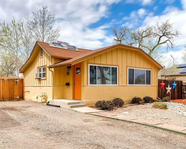 4357 Ames Street, Denver, CO 80212 (#7290265) :: The Artisan Group at Keller Williams Premier Realty