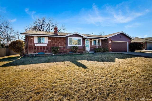 7040 W 66th Avenue, Arvada, CO 80003 (#7290472) :: Hudson Stonegate Team