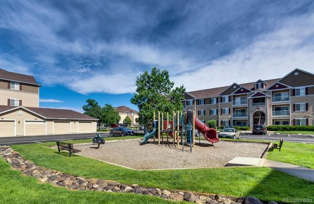 15700 E Jamison Drive #206, Englewood, CO 80112 (#7290903) :: The Scott Futa Home Team