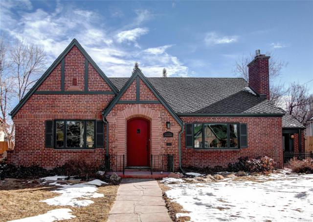 2250 Leyden Street, Denver, CO 80207 (#7291039) :: The Griffith Home Team