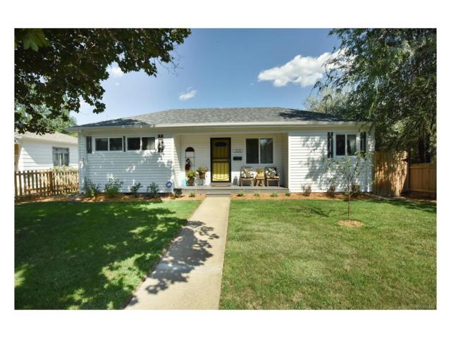 1320 Verbena Street, Denver, CO 80220 (MLS #7291309) :: 8z Real Estate