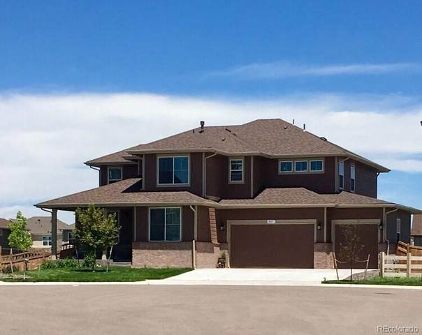 827 Peony Court, Brighton, CO 80601 (#7291340) :: Kimberly Austin Properties