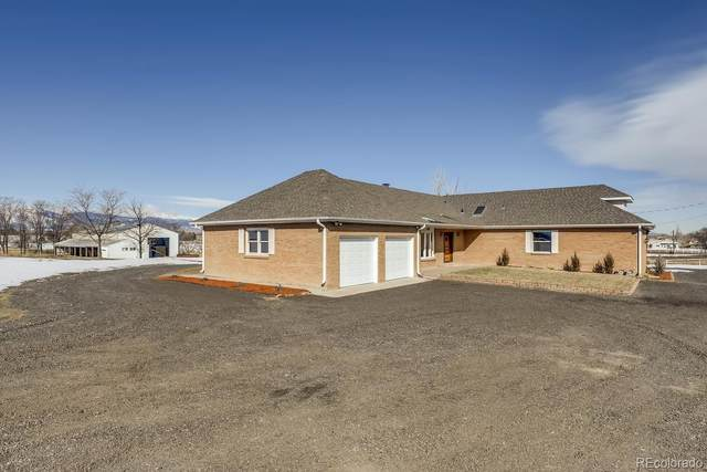 7705 N 95th Street N, Niwot, CO 80504 (MLS #7291380) :: 8z Real Estate