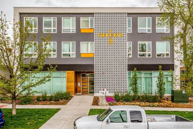 2835 W 24th Avenue #308, Denver, CO 80211 (#7291510) :: RazrGroup