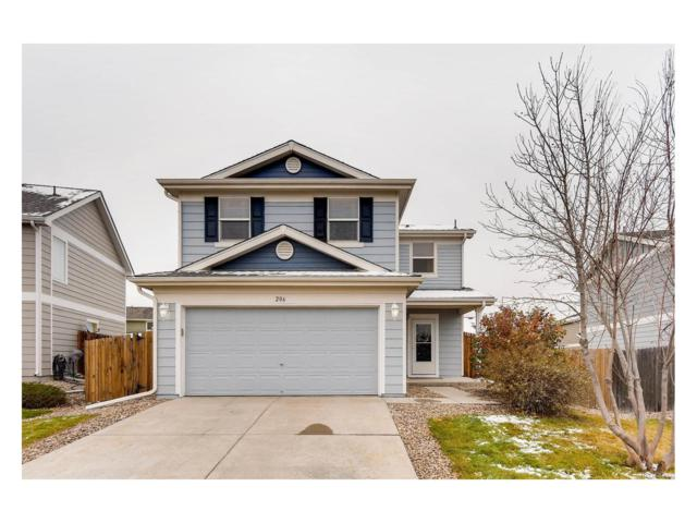 206 Silver Spur Court, Lochbuie, CO 80603 (#7291532) :: The Margolis Team