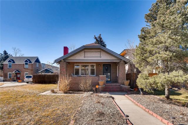 2385 Grape Street, Denver, CO 80207 (#7291986) :: House Hunters Colorado