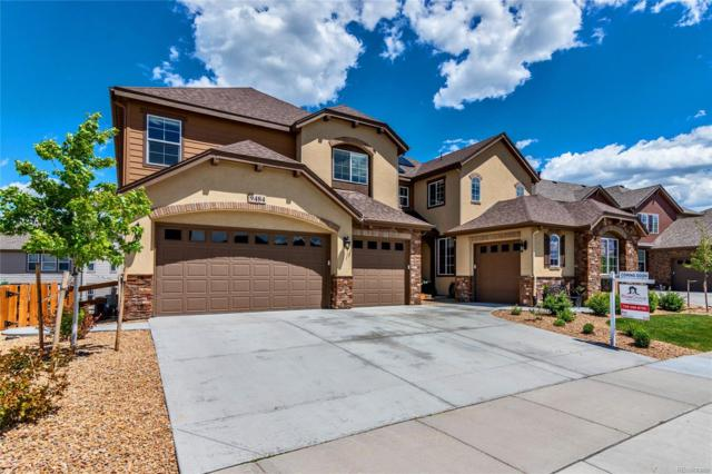 9484 Flattop Street, Arvada, CO 80007 (MLS #7292023) :: Keller Williams Realty