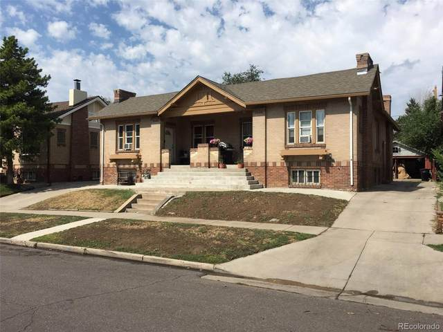 1377 Newton Street #1381, Denver, CO 80204 (#7292587) :: The Heyl Group at Keller Williams