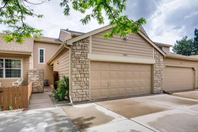 7634 W Euclid Drive, Littleton, CO 80123 (#7292629) :: The Heyl Group at Keller Williams