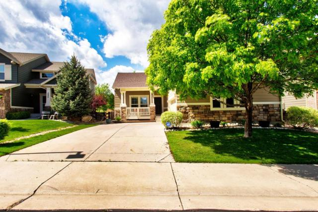 4662 Sunridge Terrace Drive, Castle Rock, CO 80109 (#7293022) :: Bicker Realty