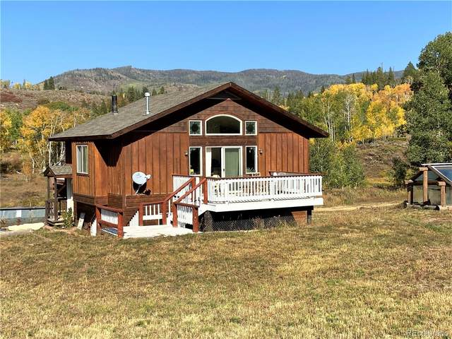22600 Commanche Road, Oak Creek, CO 80467 (#7293058) :: Mile High Luxury Real Estate