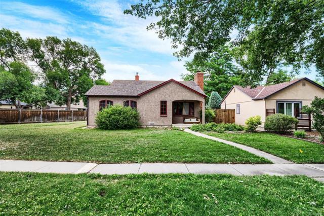 2419 N Franklin Street, Colorado Springs, CO 80907 (#7293415) :: Bring Home Denver