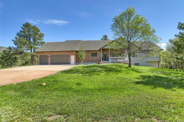 761 Forest View Road, Palmer Lake, CO 80133 (#7293506) :: The DeGrood Team