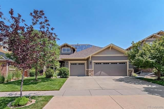 6496 S Oak Hill Circle, Aurora, CO 80016 (MLS #7293680) :: 8z Real Estate