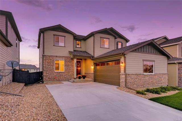 4375 Mcmurdo Court, Castle Rock, CO 80108 (#7293920) :: Group 46:10 - Denver