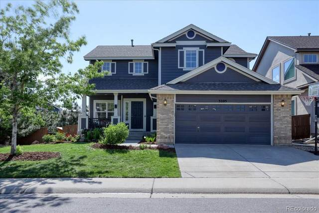 3205 Bentwood Place, Highlands Ranch, CO 80126 (#7293954) :: The DeGrood Team