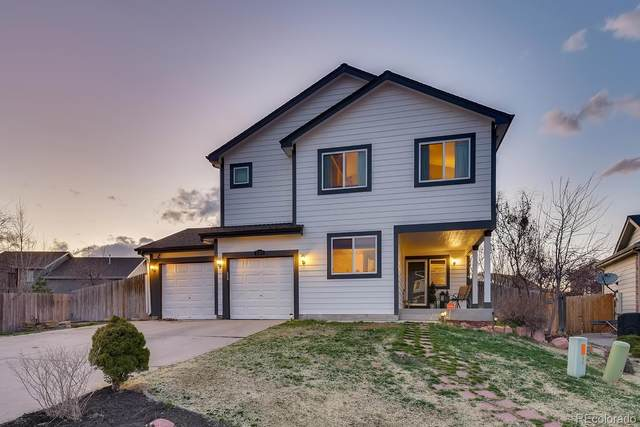 2313 Carriage Drive, Milliken, CO 80543 (MLS #7294003) :: 8z Real Estate