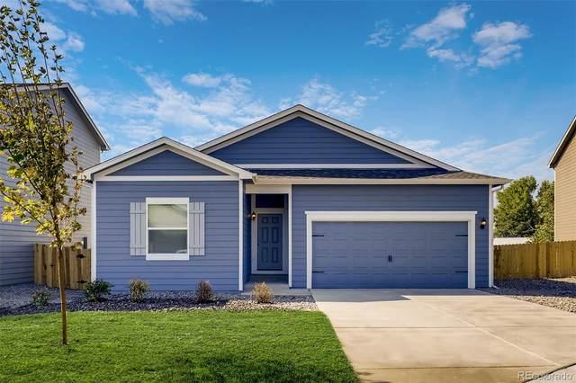 410 Depot Avenue, Keenesburg, CO 80643 (MLS #7294173) :: 8z Real Estate