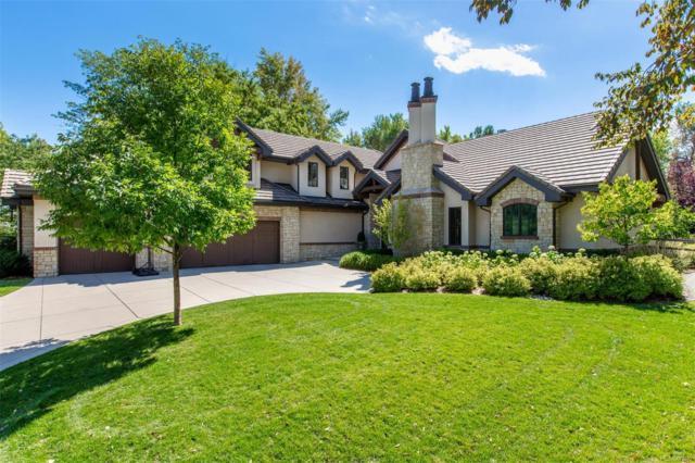 18 Cottonwood Lane, Greenwood Village, CO 80121 (#7294415) :: Colorado Home Finder Realty