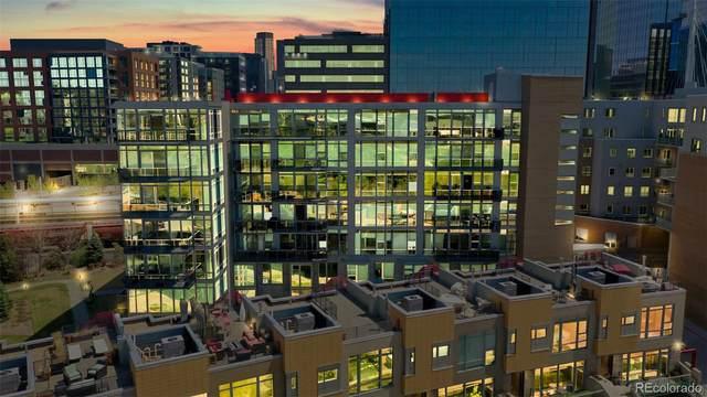 1620 Little Raven Street #401, Denver, CO 80202 (#7294421) :: Briggs American Properties