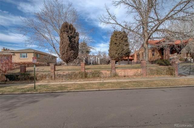 0 W 33rd Avenue, Denver, CO 80212 (MLS #7294472) :: 8z Real Estate