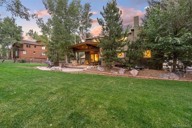 1915 La Quinta Lane, Evergreen, CO 80439 (MLS #7295064) :: Find Colorado